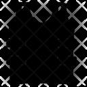 Bulletproof Jacket Soldier Icon