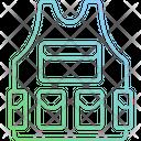 Bulletproof Vest Icon