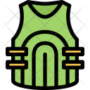 Bulletproof Vest Army Icon