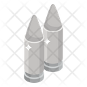 Bullets Cartridge Weapon Icon