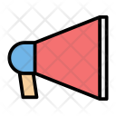 Advertising Bullhorn Loudspeaker Icon