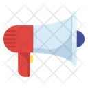 Bullhorn Advertisement Sports Promotion Icon
