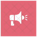 Bullhorn Advertising Announcement Icon