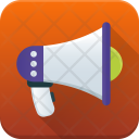 Loud Hailer Bullhorn Icon