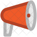 Bullhorn Announcement Alert Icon