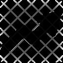 Arrow Graph Up Icon