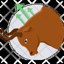 Bullish Share Network Icon