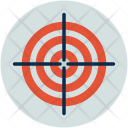 Bullseye Business Goal Icon
