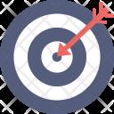 Target Aim Focus Icon