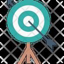Dartboard Goal Target Icon