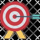 Dartboard Bullseye Target Icon