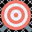 Bullseye Dartboard Objective Icon