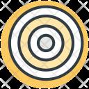 Bullseye Dartboard Dart Icon