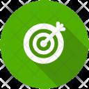 Bullseye Business Success Icon