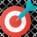 Bullseye Taget Accuracy Icon