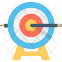 Target Aim Shooting Icon