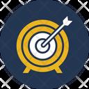Bullseye Arrow Icon