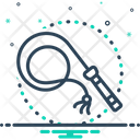 Bullwhip Whip Punishment Icon