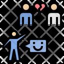 Bully Heartbroken Peek Icon