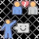 Aggravate Bully Love Peek Icon