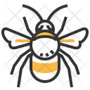 Bumblebee Insect Bug Icon