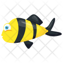 Bumblebee Bee Goby Icon