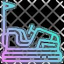 Bump Car Icon