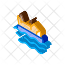 Bumper Water Machine Icon