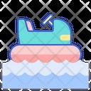 Bumper Boats Icon