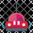 Bumper Car Racingtransport Icon