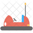 Bumper Car Dodging Icon