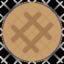 Baker Bakery Bun Icon