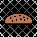 Bun Bakery Bread Icon