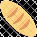 Bun Bread Bakery Icon