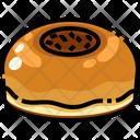 Bun Bakery Tasty Icon