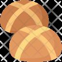 Bun Sweet Dessert Icon