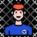 Avatar Casual Men Icon