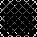 Bungalow Icon