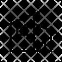 Bungalows Icon