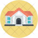 Bunglow Home House Icon