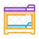 App Bed Bedding Icon