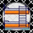 Bunk Bed Icon
