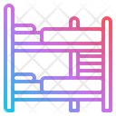 Bunkbed Bed Bunk Icon