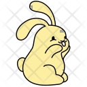 Bunny Giggle Rabbit Icon