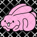 Bunny Listen Rabbit Icon