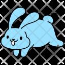 Bunny Jump Rabbit Icon