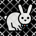 Bunny Rabbit Easter Icon