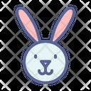 Rabbit Cute Animal Icon
