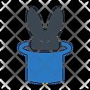 Bunny Rabbit Magic Icon