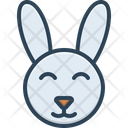 Bunny Rabbit Burrow Icon
